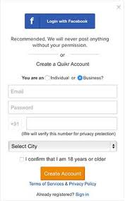 Quikr Post Resume Help Quikr