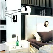 wall mount reading l wall mounted bed lights reading ls wall mounted for bedroom