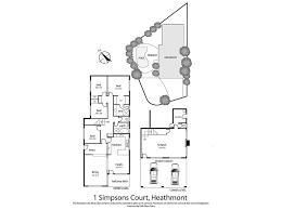 1 simpsons court heathmont vic 3135 auhouseprices com