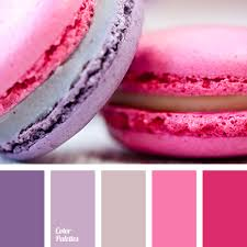 pink color shades cool shades of pink color palette ideas