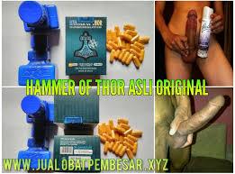 hammer of thor original jual obat pembesar alat vital