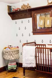Nautical Themed Baby Rooms - trend decoration shelving ideas for baby room warm and sewing