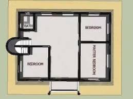 simple floor house plan w 2nd floor simple animated