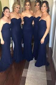 navy bridesmaid dresses navy blue bridesmaid dresses luulla
