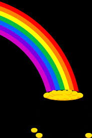 rainbow pot of gold clipart cliparts galleries