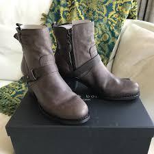 brown moto boots rag u0026 bone harper moto brown boots on sale 45 off boots