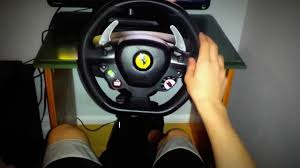 thrustmaster 458 review thrustmaster 458 italia racing wheel xbox 360