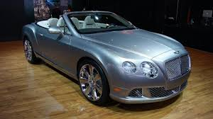 Bentley Continental Gt V8 Gtc V8 Unveiled In Detroit Videos