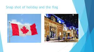 Canadian Flag History Facts Christmasin Canada Christmas In Canada By Mia By Hannah