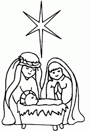 The 25 Best Nativity Coloring Pages Ideas On Pinterest Free Printable Nativity Coloring Pages
