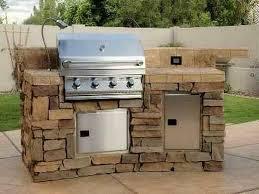 cheap outdoor kitchen ideas outdoor kitchen cabinets hometutu com