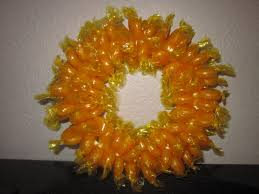 candy wreath candy wreath my next craft project