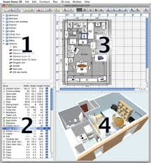 cad home design 4 bed room house design autocad 3d cad model
