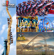Six Flags Schedule Six Flags Chicago Il U2013 Acadex Thailand