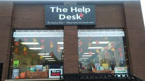 Desk Outlet Store The Help Desk Educational Supply Store Sterling Illinois