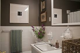 Simple Inexpensive Bathroom Makeover For Renters - Simple bathroom makeover