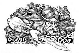 9 symbolic u0026 courageous tribal celtic tattoo designs