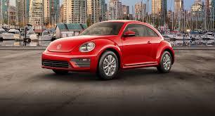 the new 2017 beetle volkswagen models canada