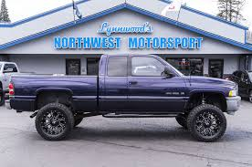 lifted 1998 dodge ram 1500 slt 4x4 northwest motorsport