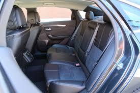 chevrolet equinox back 2014 chevrolet impala lt review don wheaton blog