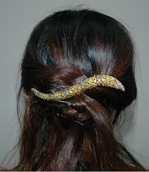 banana clip for hair longhairgirl how to use
