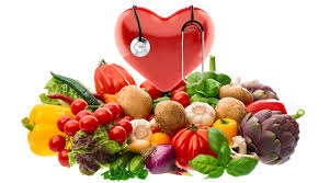 a whole food plant based diet improves on the heart protecting