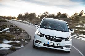 mpv car 2017 2017 opel zafira officially revealed looks great for an mpv