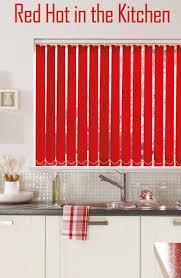 kitchen blinds ideas kitchen new red kitchen blinds decorations ideas inspiring