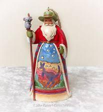 Jim Shore Christmas Ornaments Ebay by Enesco H7 Heartwood Creek Jim Shore Christmas Australian Santa