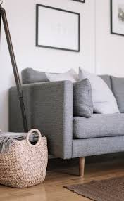 articles with gray sofa with chaise lounge tag interesting gray gray sofa tufted button back solid wood legs article anton