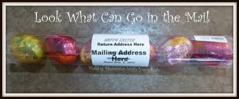 gifts to send in the mail easter gift in the mail memories with your kids