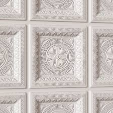 Ornate Ceiling Tiles by Wall 3d Decorative Ceiling Tile Cgtrader