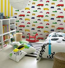 Bedroom Wallpaper For Kids Kids Room With Cars Wallpaper Stunning Wallpaper For Kids Room