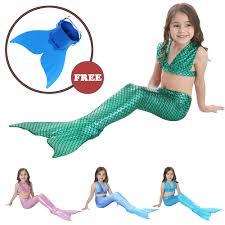 Mermaid Costumes Child Little Mermaid Costumes Online Buy Wholesale Mermaid Tail Costume From China Mermaid Tail