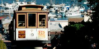 Cable Car Map San Francisco San Francisco U0027s 15 Best Views Huffpost