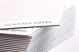 Moo Luxe Business Cards Moo Luxe Gustave Eiffel U0027new U0027 Mina Demiren