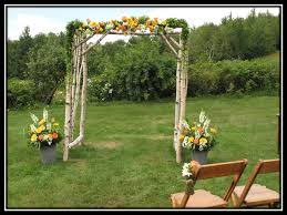 Wedding Arches And Arbors A Floral Arbor For Your Wedding Floral Artistry By Alison Ellis