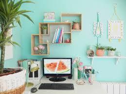 bureau turquoise le sur pied bois luxus déco bureau turquoise gsba co