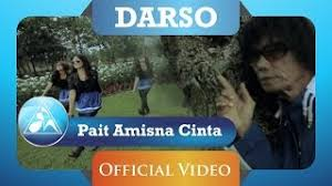 free download mp3 darso hellow cinta darso pait amisna cinta official video clip youtube