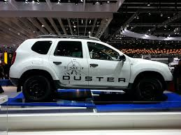 renault duster 2017 white geneva dacia duster adventure special edition in attendance