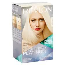 revlon color effects platinum color platinum walmart com
