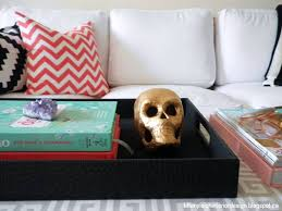 Key Bench Tiffany Leigh Interior Design Diy Gold Skull