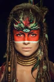 aztec hair style best 25 aztec costume ideas on pinterest aztec warrior aztec