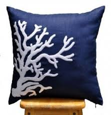 Sofa Pillow Cases Nautical Pillow Covers Foter