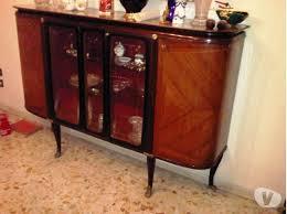 mobili per sala da pranzo mobili per sala da pranzo anni 50 inclusa vetrina in vendita