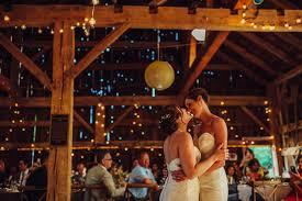 rustic wedding venues ny george weir barn new york wedding style barn