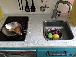 Play Kitchen Sink by Play Kitchen Sink Play Kitchen Sink Child Sized Wooden Pretend