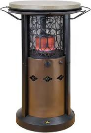 Table Patio Heaters Bistro Table Patio Heater