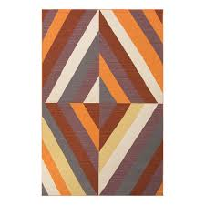 Orange Modern Rug Top 10 Bold Modern Rugs