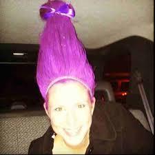 halloween troll hair hair spray color hair spray